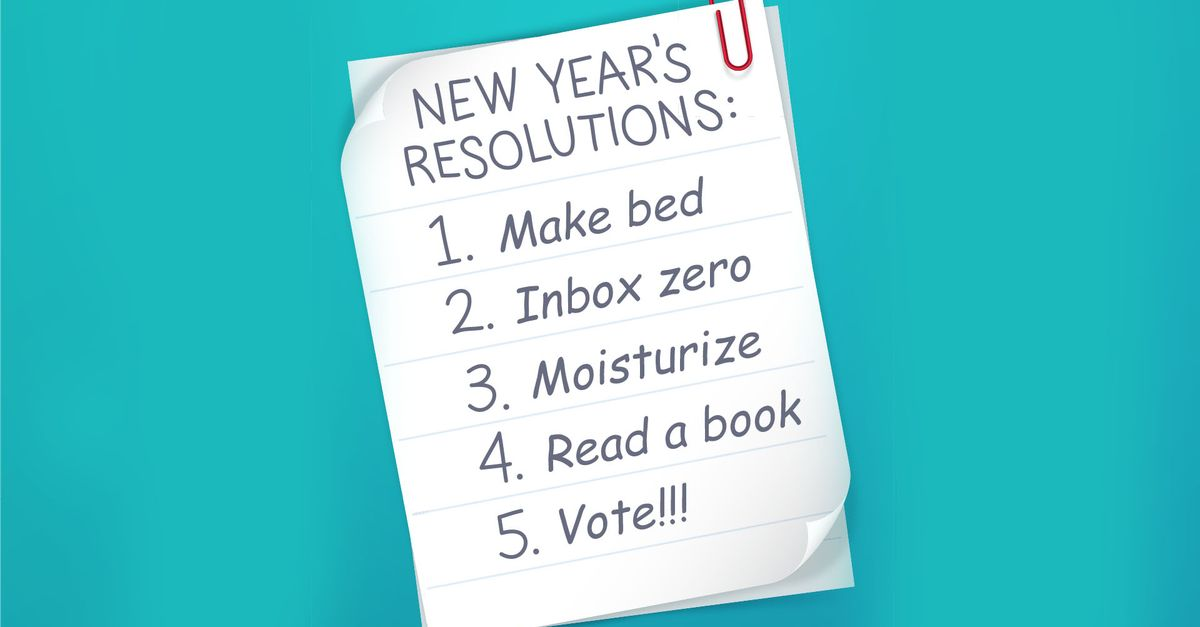 My Very Profitable New Year's Resolution