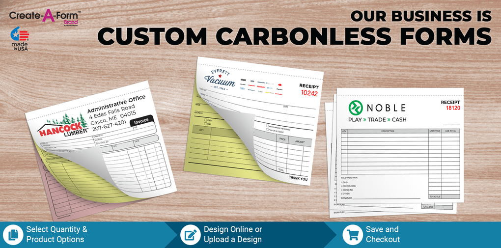 The Three Things to Keep in Mind When Purchasing Carbonless Forms
