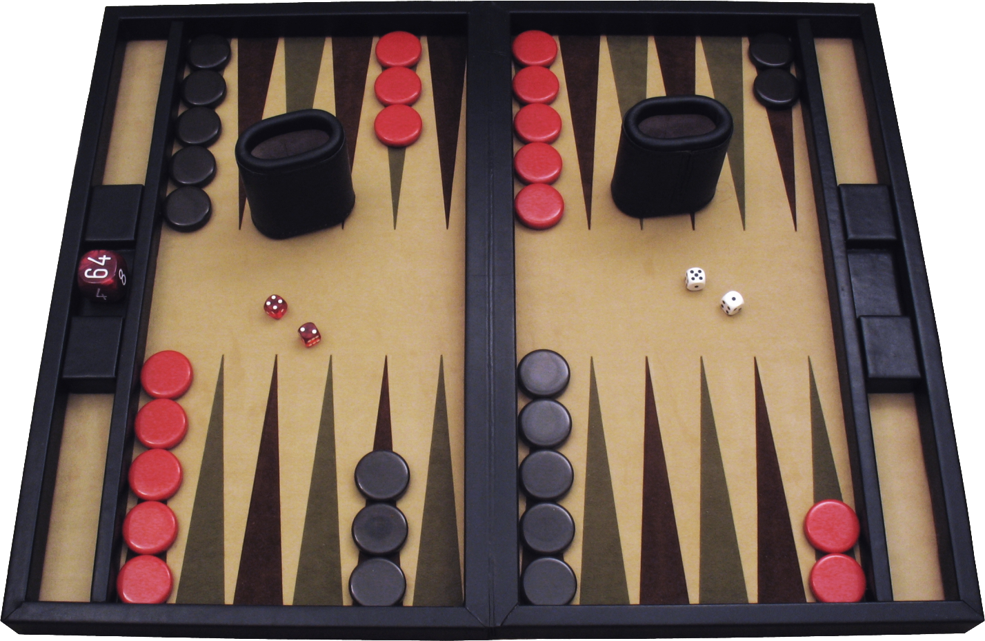The History of Backgammon
